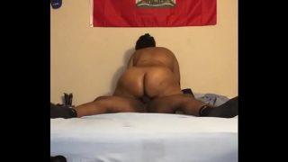 Big Haitian booty