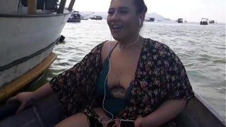 Caiu na net !!! Fazendo safadezas na praia antes da gravação ( Paty bumbum  Agatha ludovino  mirella mansur Pornostars Binho Ted, El toro De Oro )