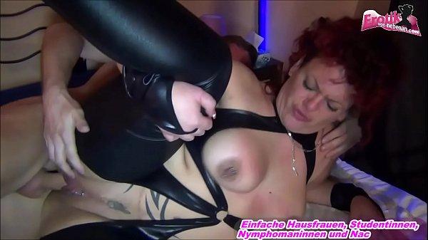 Leder beim sex