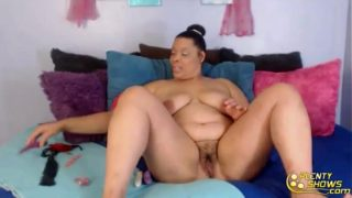Ebony  MILF Anakash is ready to unleash freaky side