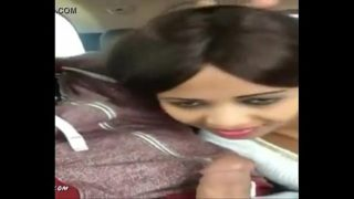 Ethiopian teen blows lebanese boyfriend in car muslim hijab arab