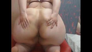 Girl with a Big beautiful Ass.