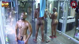 Big Brother Africa Hotshots Shower Hour (Day 25) –  Sheillah and Nhlanhla