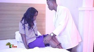 Horny Secondary School Girl seduces and fucks innocent Doctor
