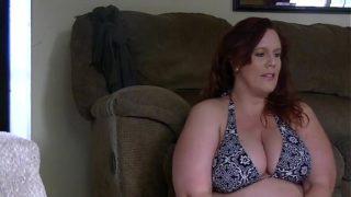 sexy plump big titty milf bbw from DesireBBWs.com