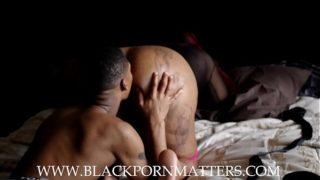 Zip Tied and Ass Licked – IG ItsNurseBlk01