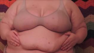 wet tshirt saggy tits see through bra
