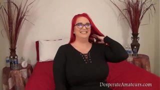 Casting big tits bbw Gem Desperate Amateurs